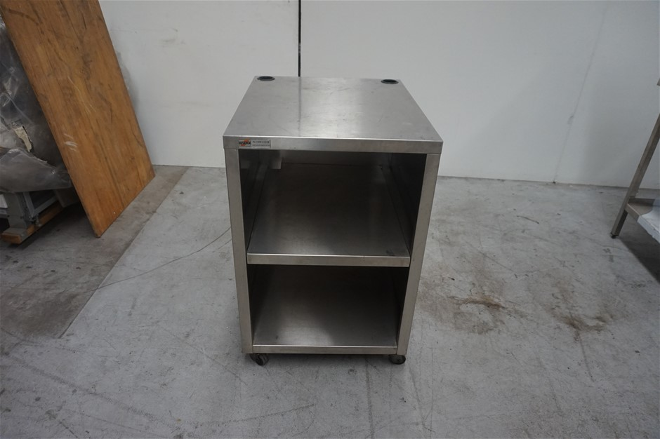 Cooltech Stainless Steel Cabinets on Wheels