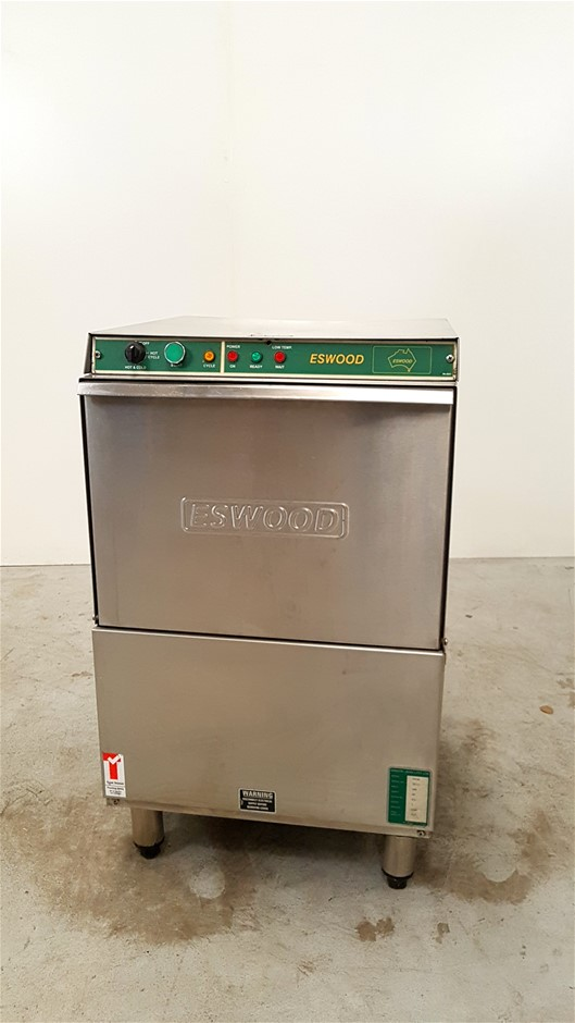 Eswood Commercial S/S Under Counter Dishwasher