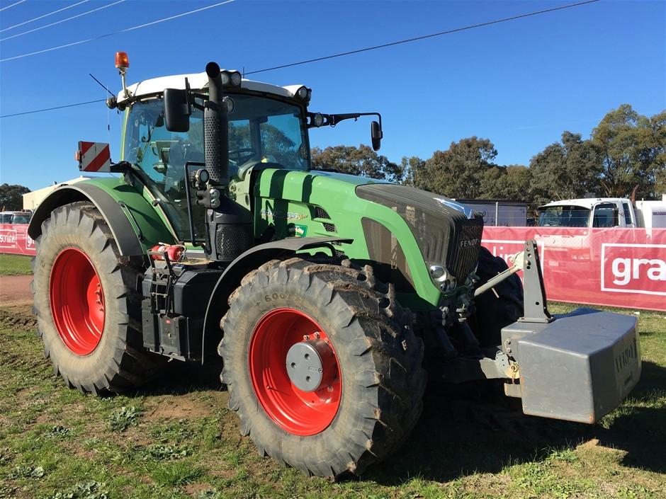 2014 Fendt 936 Vario Tractor