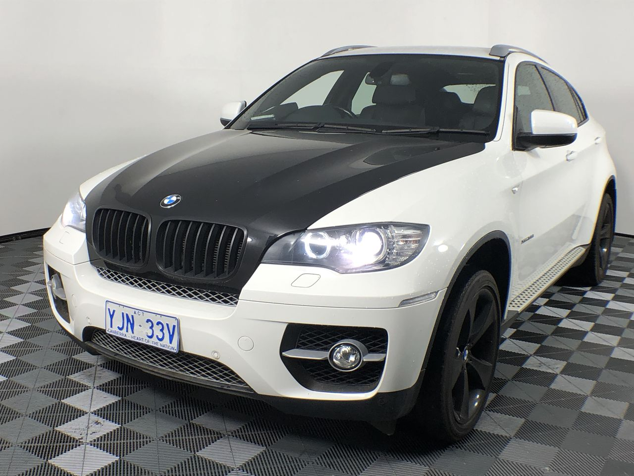 2008 BMW X6 xDRIVE 35i E71 Automatic Coupe