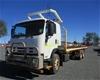 9/2012 Isuzu FVZ 1400. 1EDM422 6 x 4 Tray Body Truck