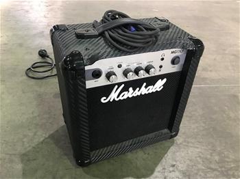 Marshall MG10CF Low Guitar AMP Combo