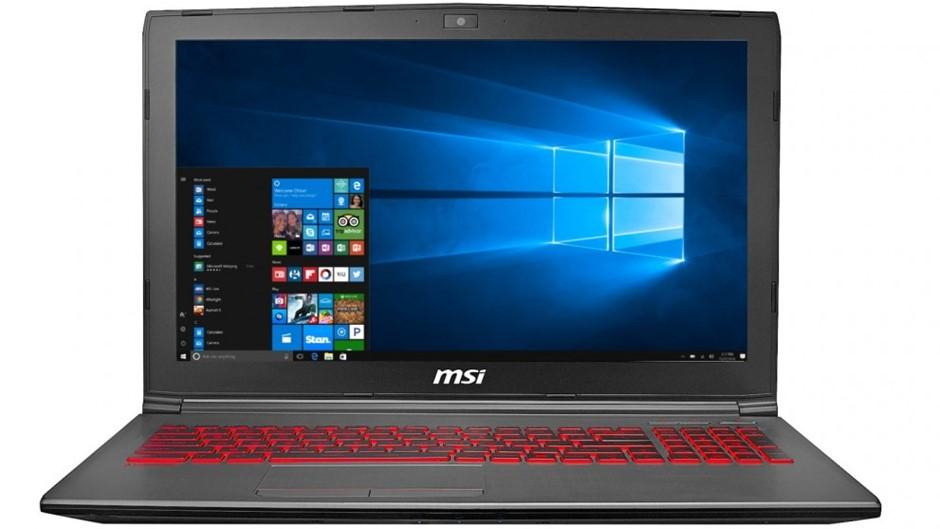 "MSI GV62 8RE-028AU 15.6"" FHD/i7-8750H/16GB/128GB SSD/1TB HDD/GTX 1060 6GB"