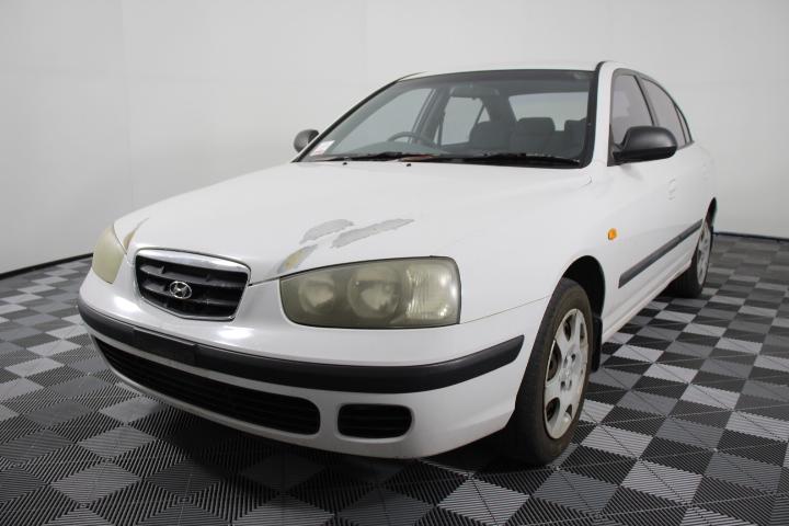 2002 Hyundai Elantra GL 1.8L 4cyl Petrol Sedan