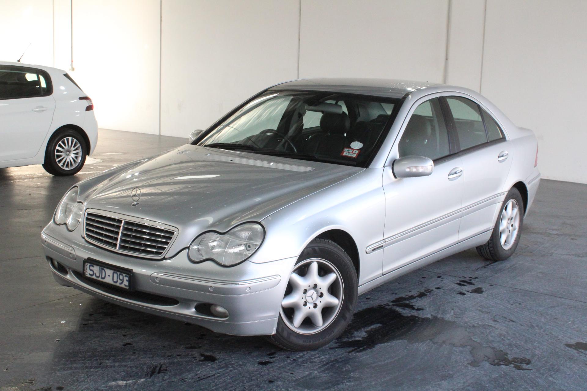 2003 Mercedes Benz B180 CDI Elegance W203 Automatic Sedan
