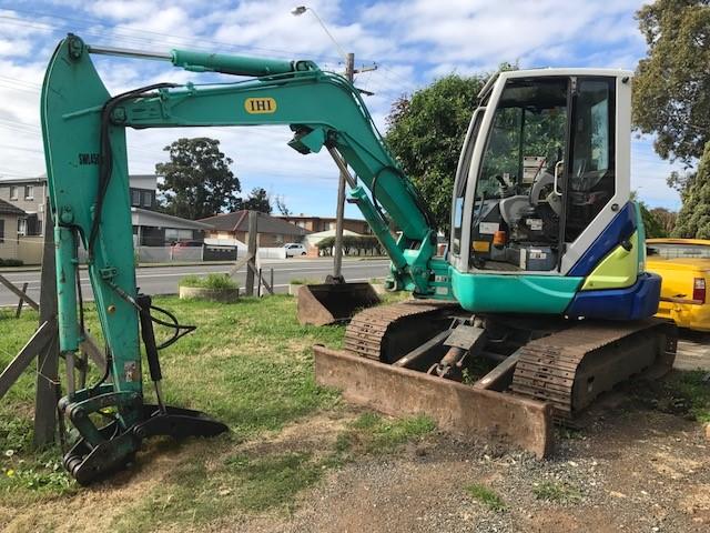 IHI 55VX Excavator