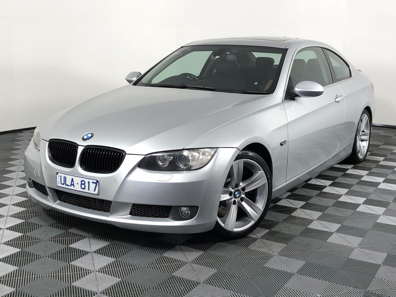 2006 BMW 3 35i E92 Automatic Coupe
