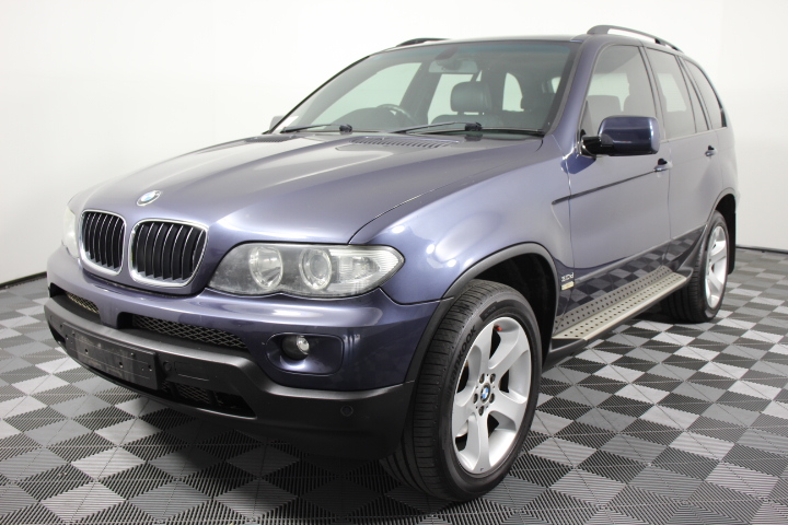 2005 BMW X5 3.0d E53 Turbo Diesel Automatic Wagon, 159,796km
