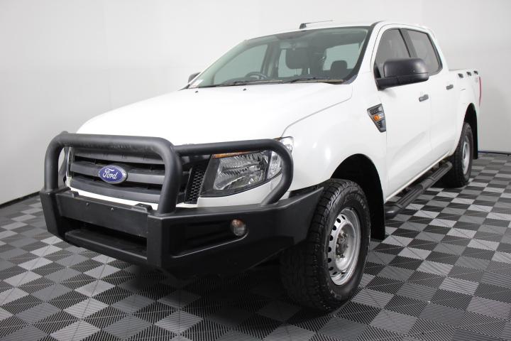 2015 Ford Ranger XL 3.2 (4x4) PX Turbo Diesel Manual Dual Cab
