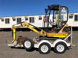 2013 Caterpillar 301.4 Mini Excavator an
