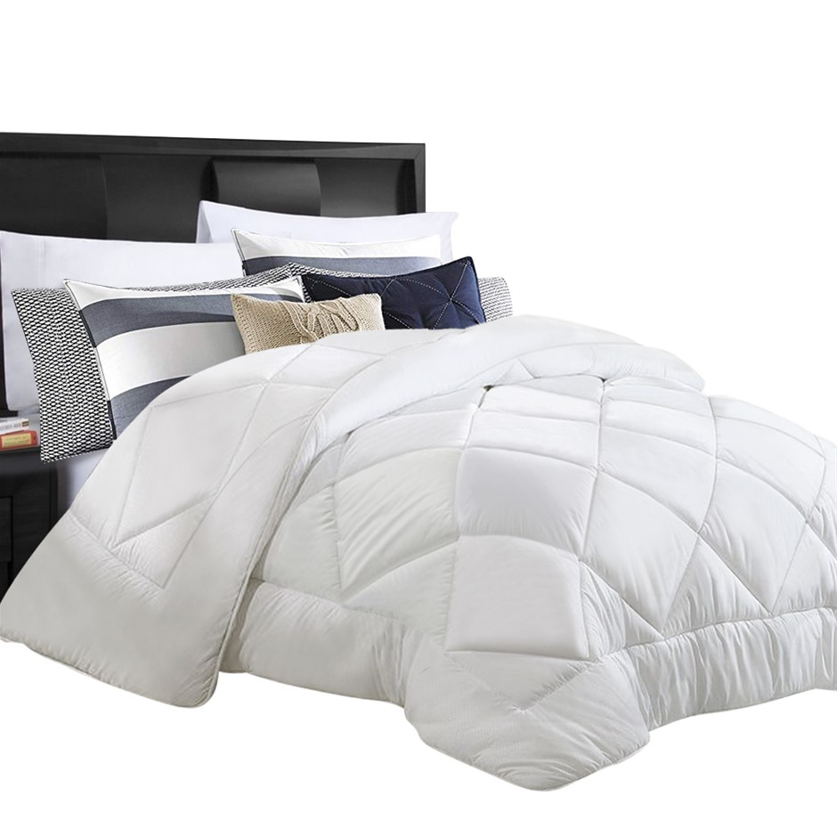 Giselle Bedding 800GSM Microfibre Bamboo Quilt Winter Double