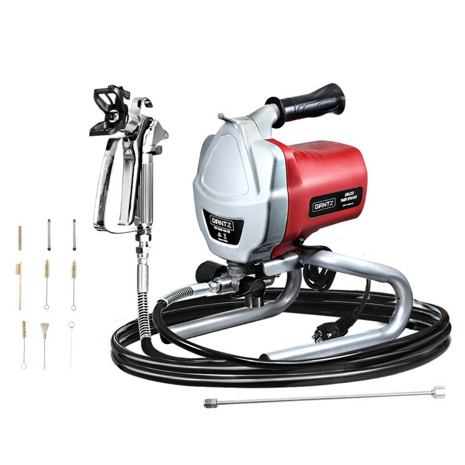 NEW GIANTZ Airless Paint Sprayer - 740W Elec Spray Station DIY Gun Pressure