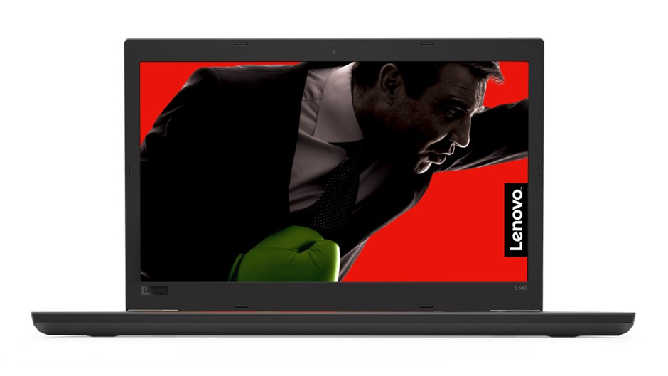 Lenovo ThinkPad L580 15.6-inch Notebook, Black