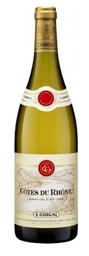 Guigal `Cotes du Rhone` Blanc 2017 (12 x 750mL), France.