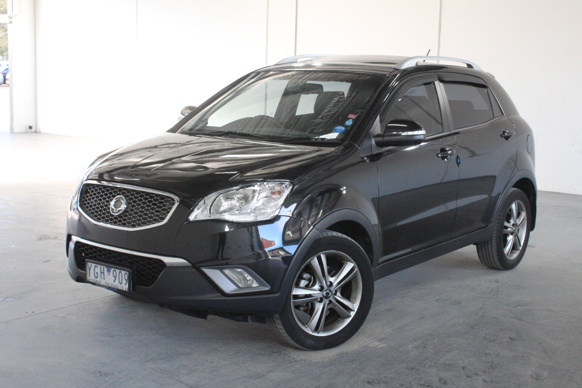 2011 Ssangyong Korando SPR T/Diesel Auto Wagon, 71,236 KMs indicated