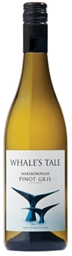 Whales Tale Pinot Gris 2018 (6X750mL). NZ
