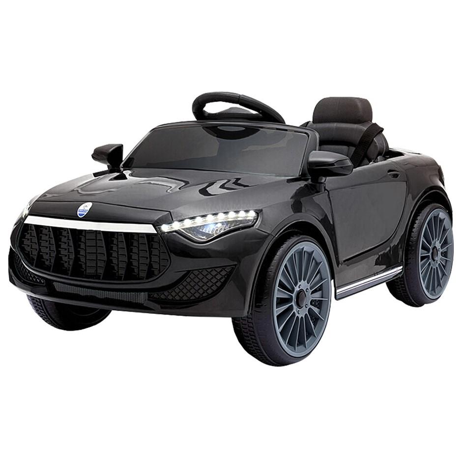 Rigo Maserati Kids Ride On Car - Black