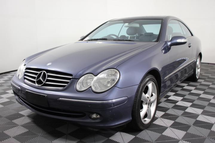 2003 Mercedes Benz CLK320 Avantgarde C209 Automatic Coupe