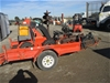 Dingo K9-3 Mini Loader With Trailer And 3 Attachments