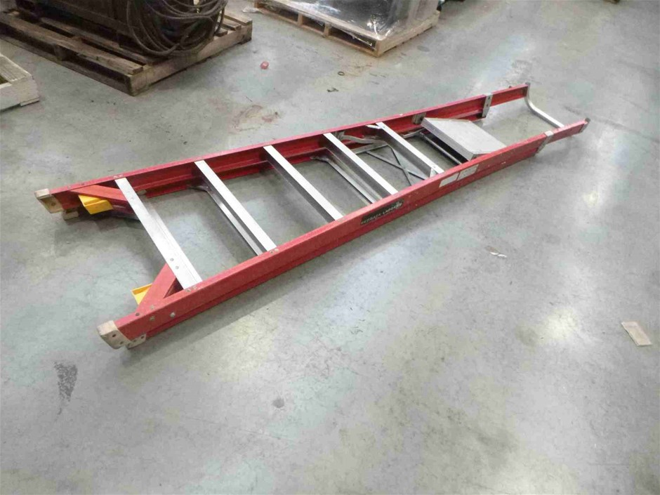 Ladders For Sale >> Step Ladders For Sale 24 Products Graysonline