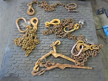 Qty 4 x Noble & Son Lifting Chains
