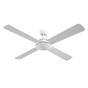 Devanti 52'' 1300mm Ceiling Fan 4 Wooden
