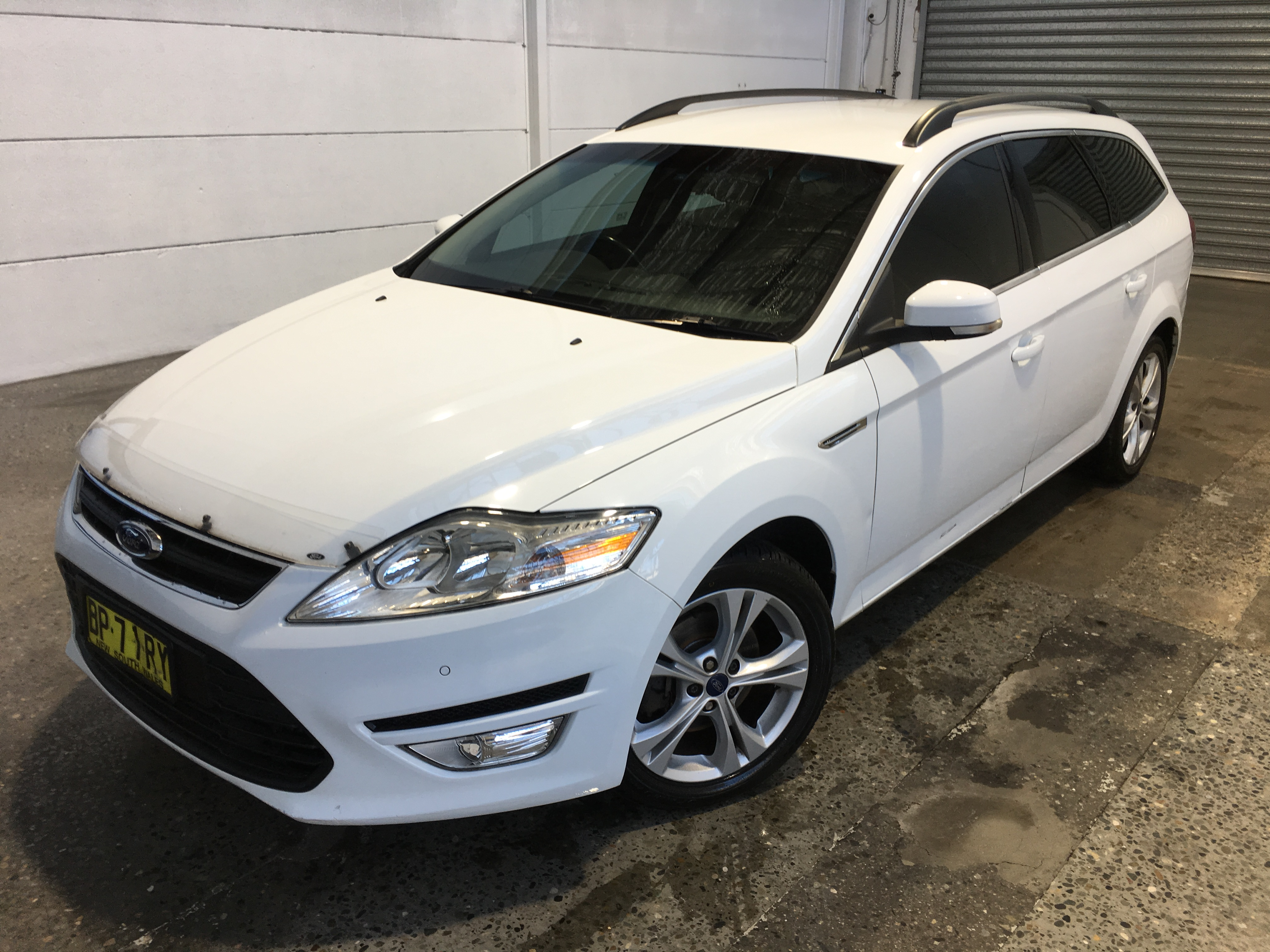 2012 Ford Mondeo Zetec TDCi MC Turbo Diesel Automatic Wagon