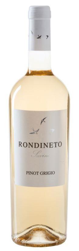 Savin Rondineto Pinot Grigio 2018 (6 x 750mL) Italy