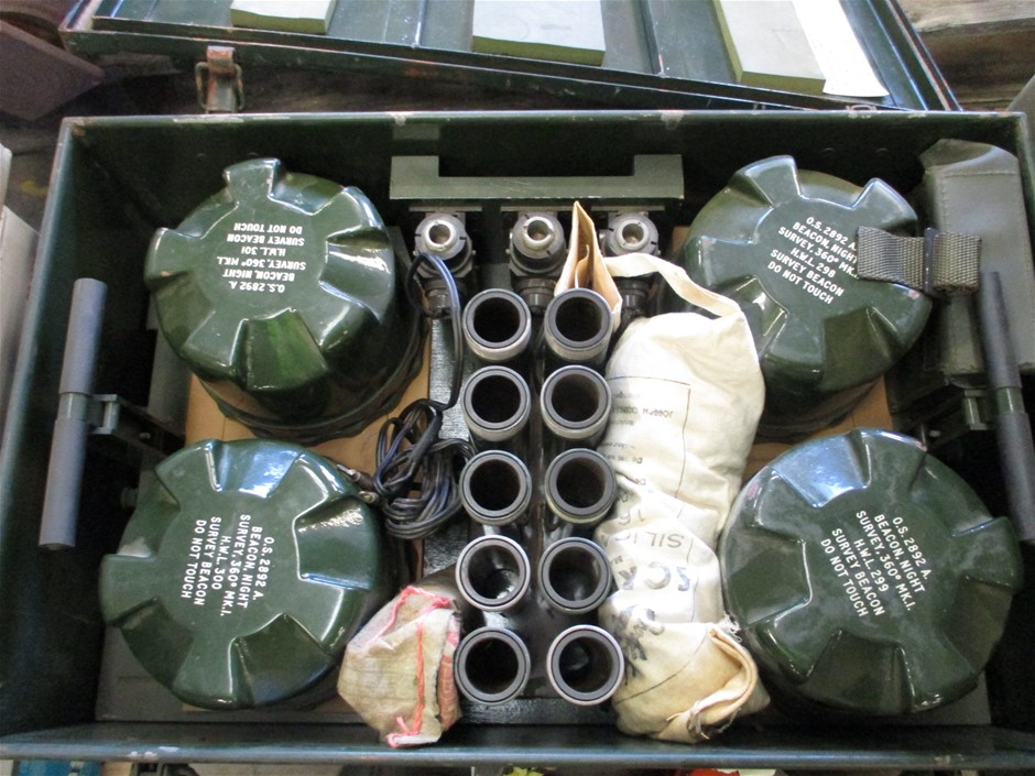 (Lot 173) Qty of Mechanical and Rescue Components