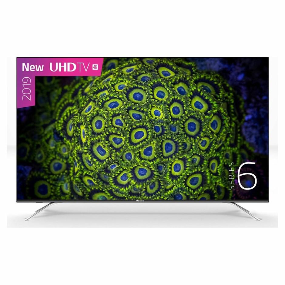 Hisense 43R6 43 Inch Series 6 4K UHD HDR Smart LED TV