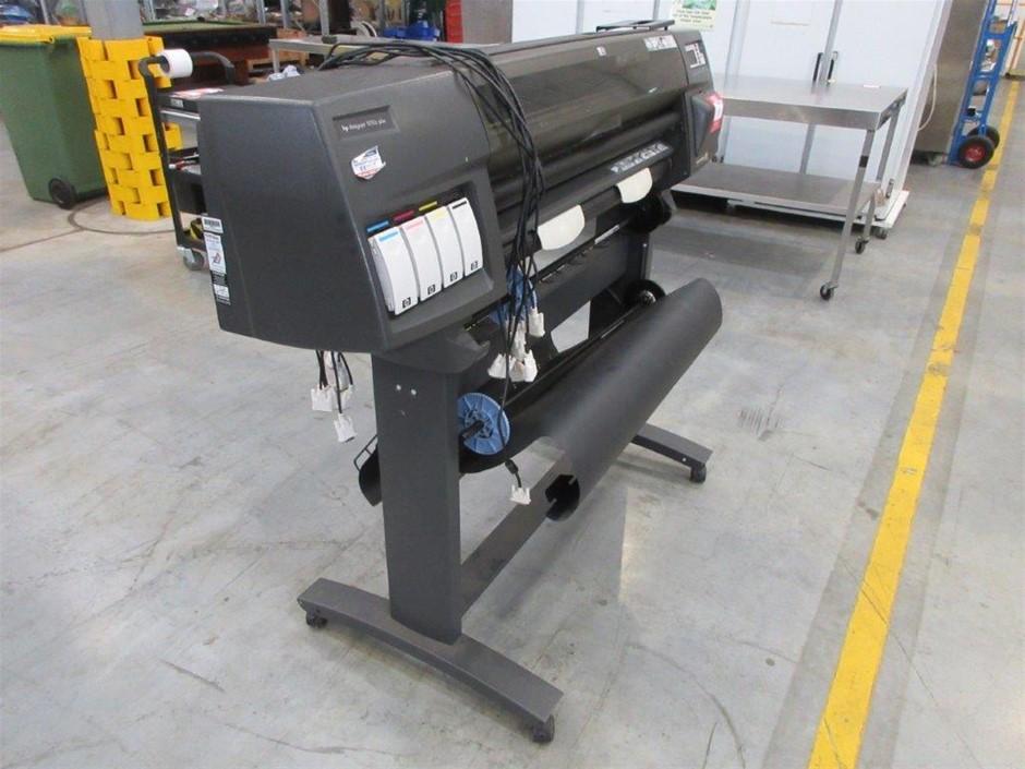 HP Design Jet 1050 Plus Printer