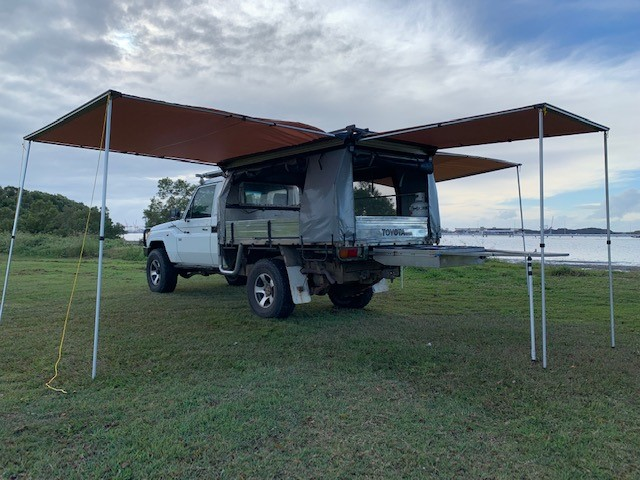 2011 Toyota Landcruiser 79 Series 166,958kms (Fully Optioned Camper)