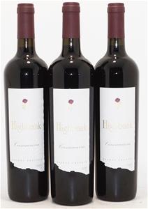Highbank Vineyards Cabernets Blend 2001
