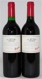 Penfolds `St Henri` Shiraz 1998 (2 x 750mL), SA.