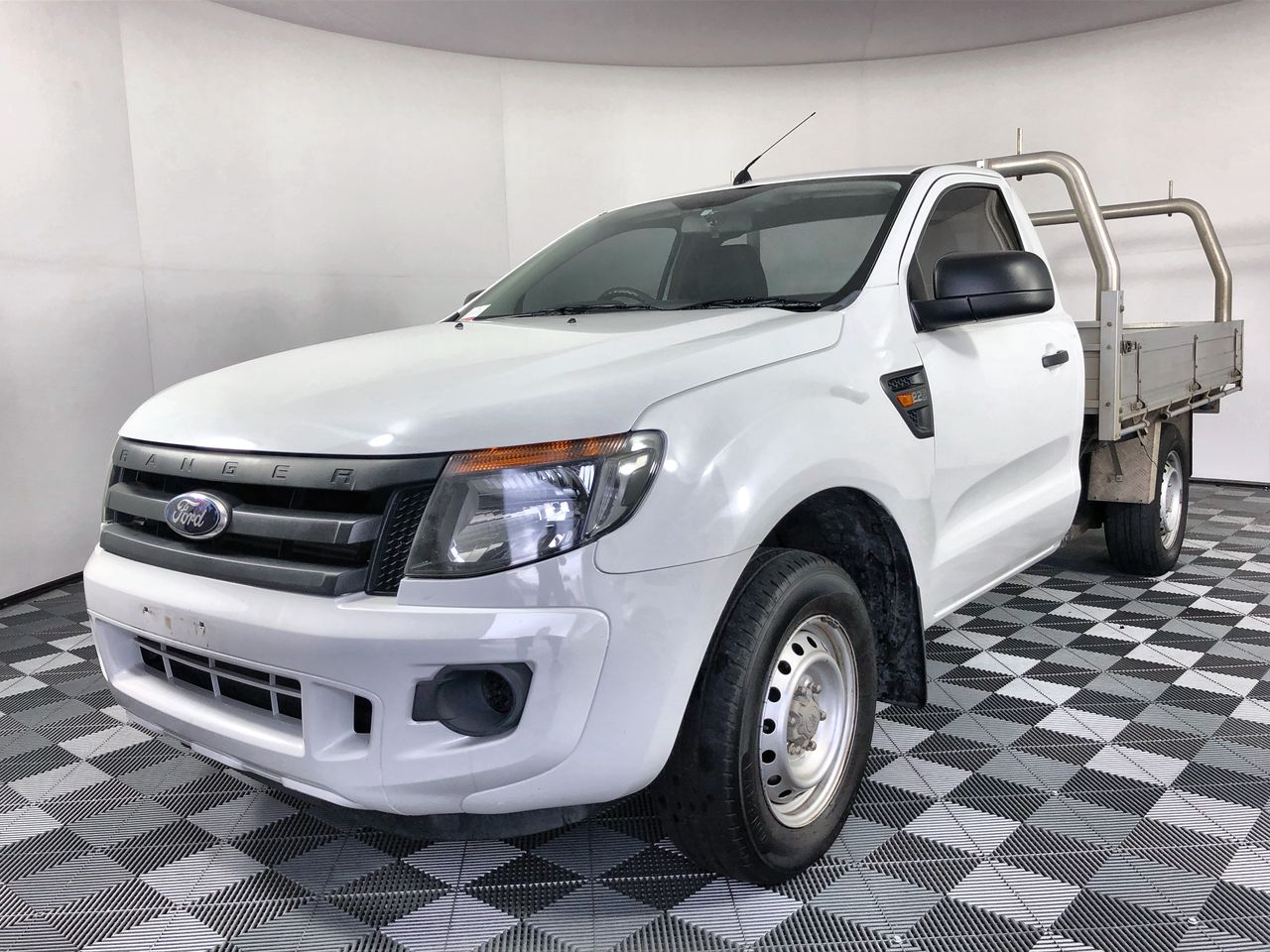 Ford Ranger XL 2.2 (4x2) PX Turbo Diesel Manual Cab Chassis