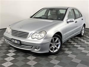 2006 Mercedes Benz C200 Kompressor Classic W203 Automatic Sedan