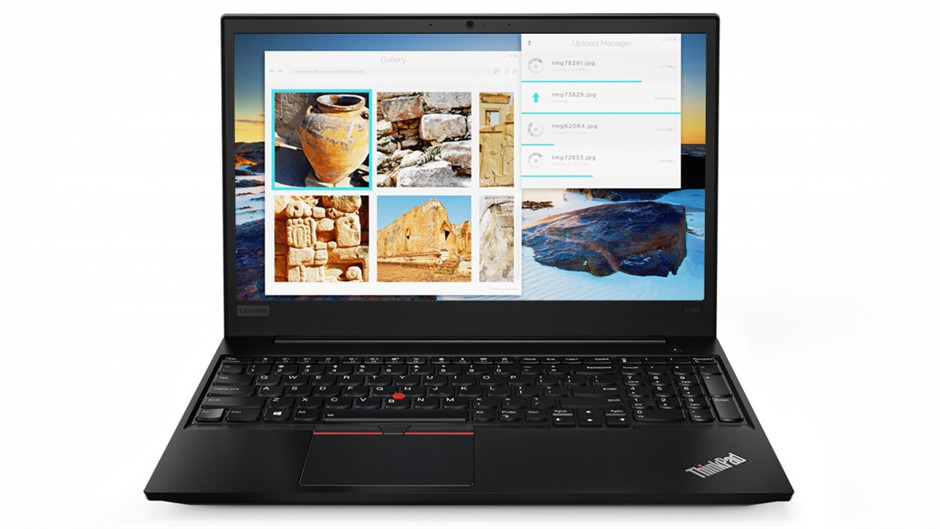 Lenovo ThinkPad E585 15.6-inch Notebook, Black