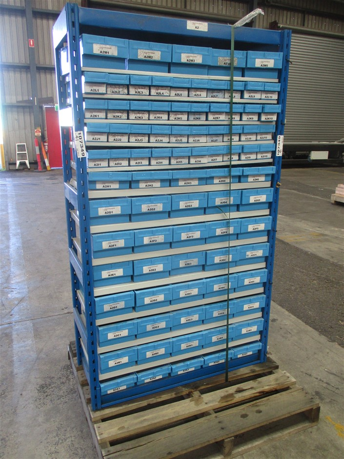 Parts Storage Rack