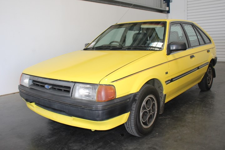 1986 Ford Laser FWD Automatic Hatchback