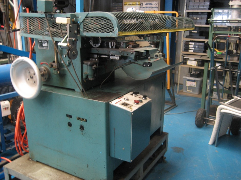 Shinmeiwa Automatic Cable Cutting & Stripping Machine