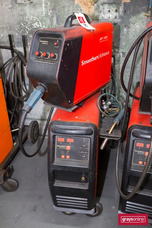 Mig Welder For Sale >> Used Mig Welders For Sale 11 Products Graysonline