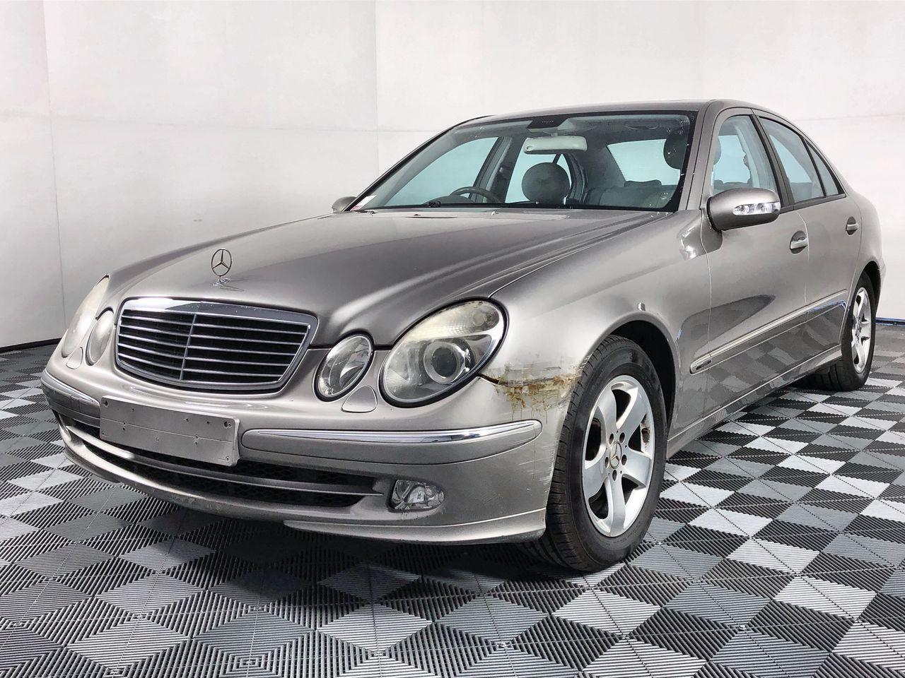 2002 Mercedes Benz E320 Elegance W211 Automatic Sedan