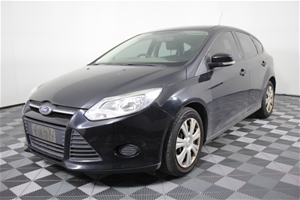 2011 Ford Focus Ambiente LW Automatic Ha