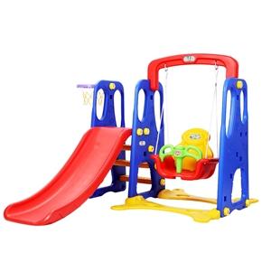 Keezi Kids Slide Swing Basketball Hoop P