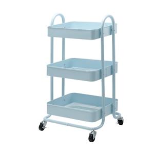 Artiss 3 Tier Kitchen Trolley Cart Utili