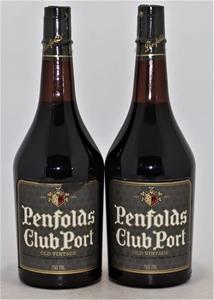 Penfolds Club Tawny NV (2 x 750mL), SE A