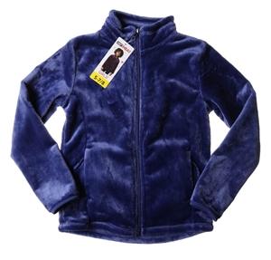 Girl`s 32 DEGREE HEAT Plush Jacket, Size