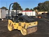 2007 Bomag BW 120 AD-4 Roller Smooth Drum