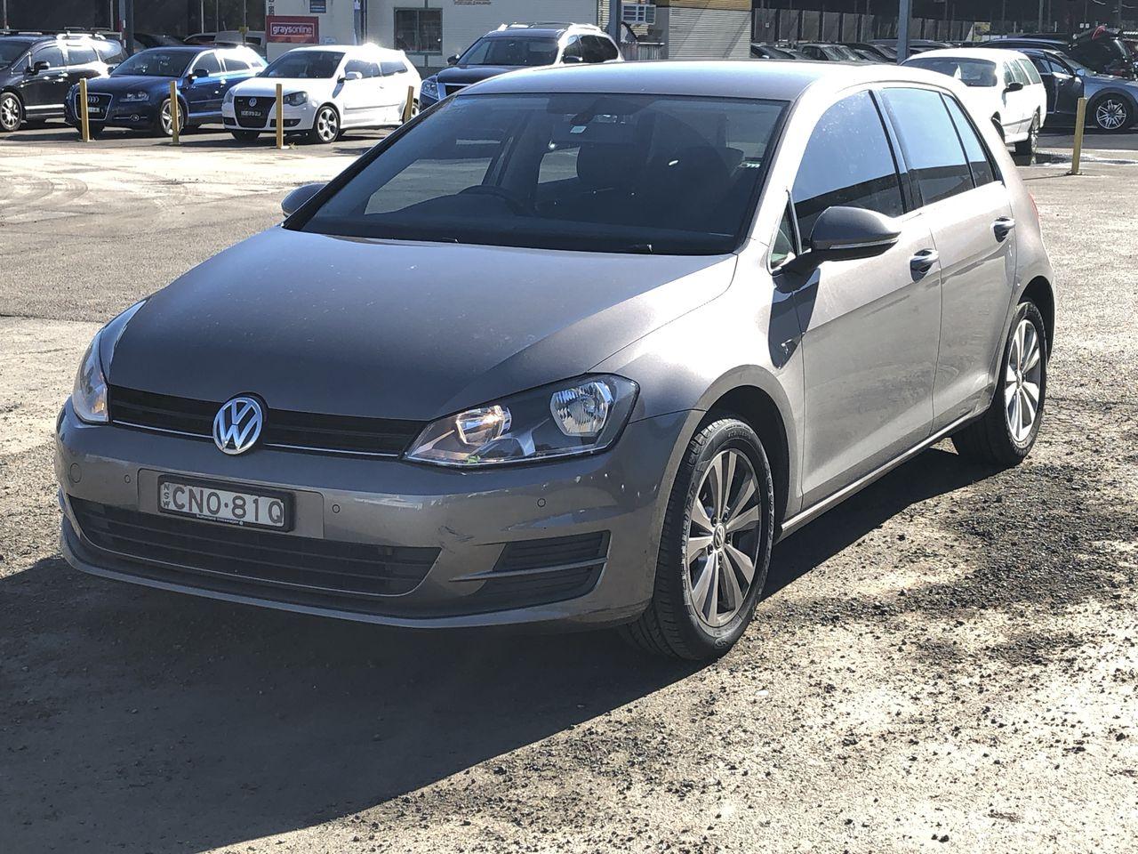 2013 Volkswagen Golf 90TSI Comfortline A7 Automatic Hatchback