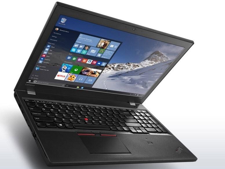 Lenovo ThinkPad T560 15.6-inch Notebook, Black